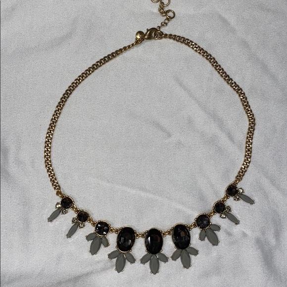 J.Crew Grey necklace